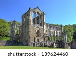 Rievaulx Abbey. Ruins Near...
