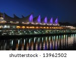 Canada Place At Night ...
