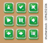 square green buttons for...