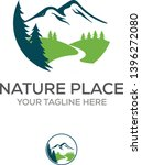 adventure and nature logo... | Shutterstock .eps vector #1396272080