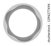 Circular Frame. Round Shape....