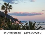 croatian coastline near... | Shutterstock . vector #1396309250