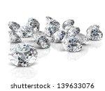 diamond . high quality 3d... | Shutterstock . vector #139633076