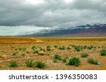 Beautiful Winter Panorama Of...