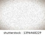 a lot of abstract complicated... | Shutterstock . vector #1396468229