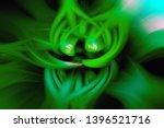 abstract fractal light... | Shutterstock . vector #1396521716