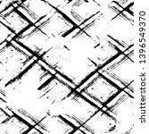 vector grunge overlay texture.... | Shutterstock .eps vector #1396549370