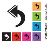 reply all icon with different...   Shutterstock .eps vector #1396616603