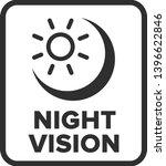 infrared camera night vision...   Shutterstock .eps vector #1396622846