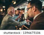 close up of businessman at the... | Shutterstock . vector #1396675106