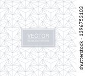 abstract seamless geometric... | Shutterstock .eps vector #1396753103