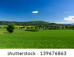 view from wolfenberg to...   Shutterstock . vector #139676863