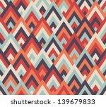 seamless raster geometric... | Shutterstock . vector #139679833
