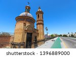the castle of san jorge was a... | Shutterstock . vector #1396889000