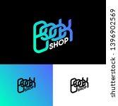 book shop logo. logo for online ...