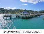 russell  new zealand  29 jul... | Shutterstock . vector #1396996523
