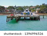 russell  new zealand  29 jul... | Shutterstock . vector #1396996526