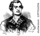 marriott arbuthnot 1711 to 1794 ... | Shutterstock .eps vector #1397016356