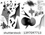 universal trend vector...   Shutterstock .eps vector #1397097713