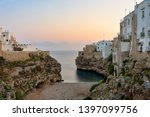a view of the adriatic sea and... | Shutterstock . vector #1397099756
