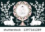 thai style illustration vector...   Shutterstock .eps vector #1397161289