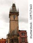 Old Town Hall In Prague. Prague ...