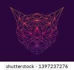 abstract illustration of wild... | Shutterstock .eps vector #1397237276