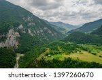 beautiful mountains of the... | Shutterstock . vector #1397260670