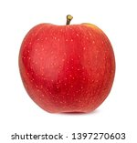 apple on a white background | Shutterstock . vector #1397270603