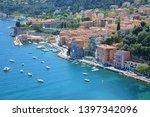 villefranche sur mer  seaside... | Shutterstock . vector #1397342096