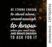 inspirational  motivation and... | Shutterstock . vector #1397362016
