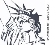 Statue Of Liberty Fragment....