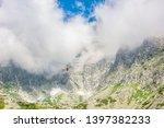 slovakia high tatras mountain... | Shutterstock . vector #1397382233