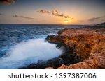 seascape. south africa. cape... | Shutterstock . vector #1397387006