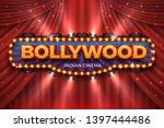Indian Cinema Background....