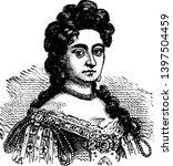 mary i of england  1516 1558 ...   Shutterstock .eps vector #1397504459