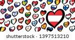 song festival euro songfestival ... | Shutterstock .eps vector #1397513210