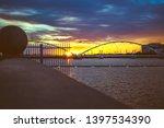 Beautiful Arizona Sunset At...