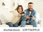 Fans Of Xbox. Crazy Couple...
