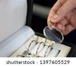 Test Lenses Set For Old Vintag...