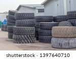 Large Rubber Tires For Trucks...