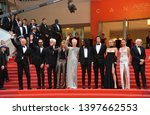 cannes  france. may 14  2019 ...   Shutterstock . vector #1397662553