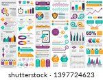 infographic elements data... | Shutterstock .eps vector #1397724623