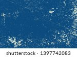 peeling paint vector...   Shutterstock .eps vector #1397742083