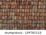 bricks   wallpaper | Shutterstock . vector #139781113