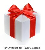 Gift Wrapped With A Red Ribbon...