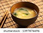 Miso Soup With Tofu And Seaweed ...
