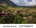 danba county  sichuan province... | Shutterstock . vector #1397888849