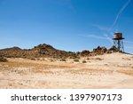 Water Tank In The Desert....