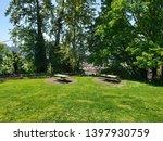 Overlook Park Picnic Tables Portland Oregon